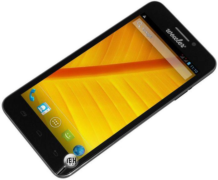 Wexler.zen 5: full hd-смартфон на две сим-карты