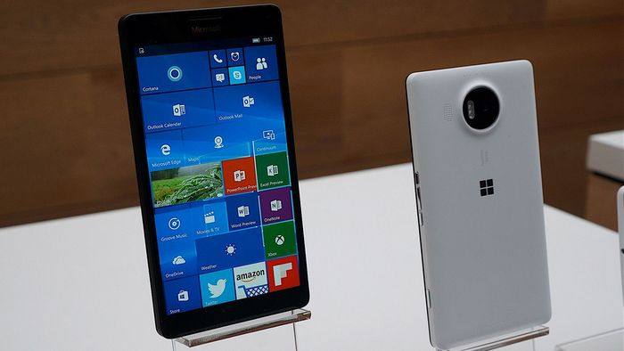 Windows-phone: lumia 950 xl