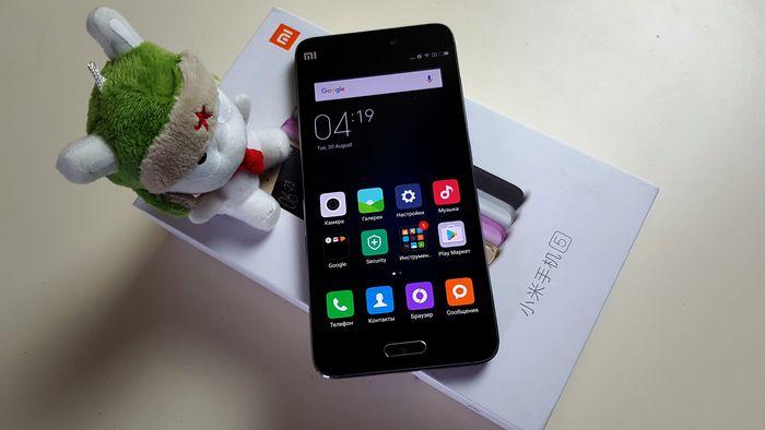 Xiaomi mi5: топовый смартфон от лучшего китайца