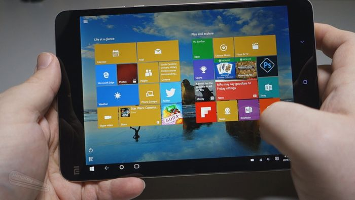 Xiaomi mipad 2 – небольшой планшет на android или windows 10
